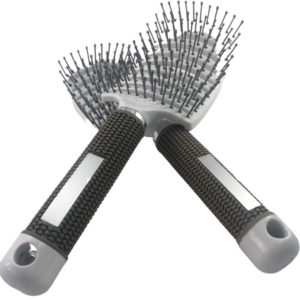 Large detangling hair brush
